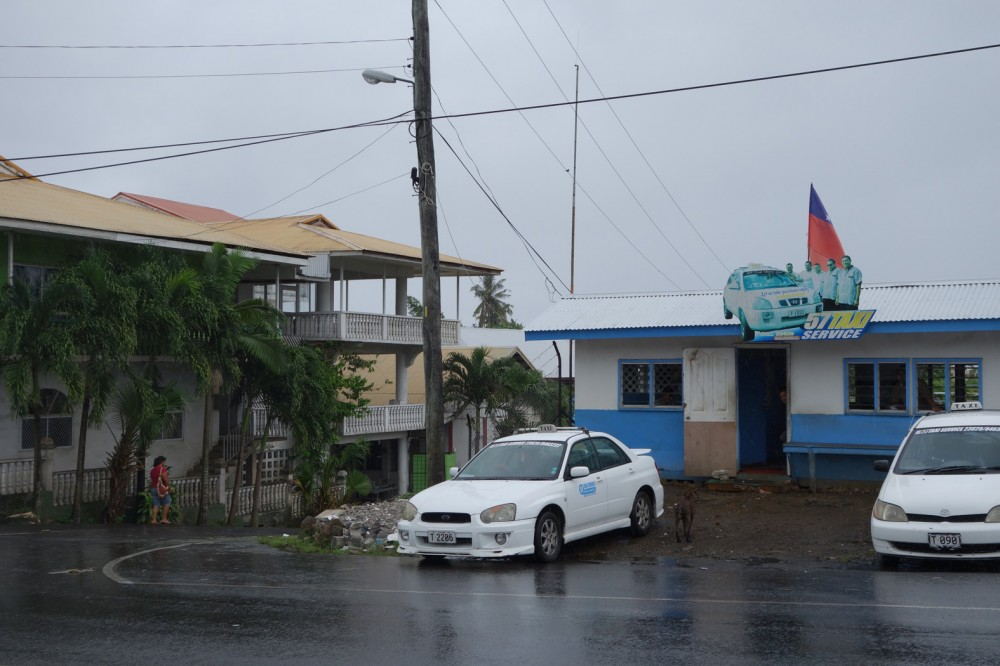 Samoa Climate Change Projects